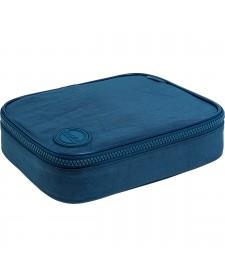 91f465eef imagem principal do produto Estojo Box Académie Azul ...