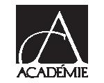 Logo da marca ACADÉMIE