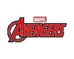Logo da marca AVENGERS