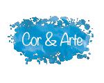 Logo da marca COR E ARTE