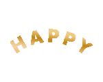 Logo da marca Happy