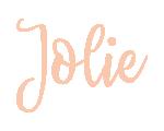 Logo da marca JOLIE