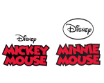 Logo da marca MINNIE & MICKEY
